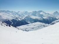 Arlberg Schindlergrat